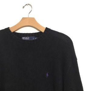 🔥Vintage Polo Ralph Lauren Sweater Pima Cotton